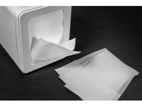 Tovaglioli carta cm 17x17 1velo bianchi per distributore pz.2000