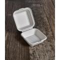 Porta panino hamburger pz.50 biodegradabile cm 12x12h8