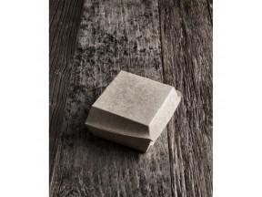 Porta hamburger cartoncino pz.100 biodegradabile cm 10x10h8