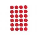 Etichette adesive ceralacca diam.cm.3 pz.48