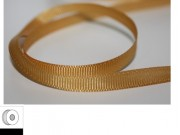 Nastro tessuto oro mm.10 metri 25
