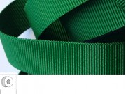 Nastro tessuto verde scuro mm.10 metri 25