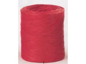 Nastro polyrafia rosso in bobina mt.200 mm.15