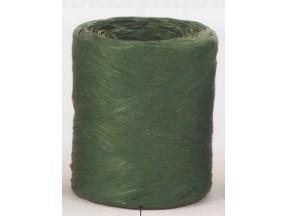 Nastro polyrafia verde in bobina mt.200 mm.15