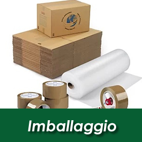 Packaging OnLine - scatole, buste, carta e nastri